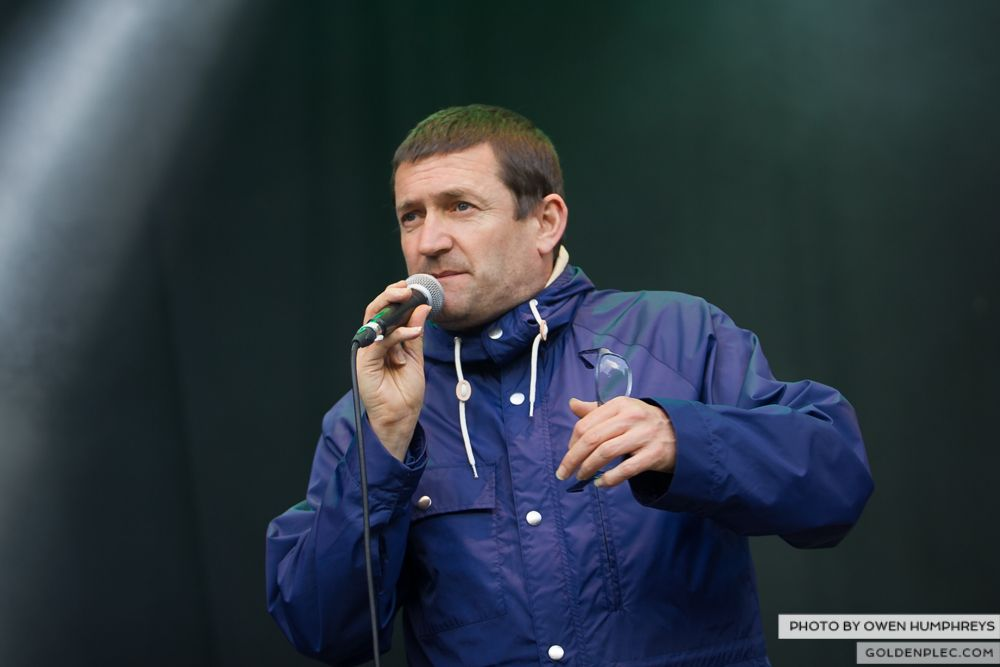 Paul Heaton and Jacqui Abbott at Groove Festival 2014 (8 of 8)