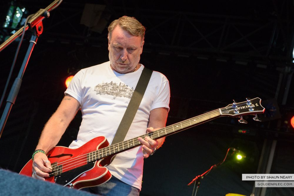 Peter Hook & The Light at Leopardstown Racecourse, Dublin on July 10th 2014 by Shaun Neary-04