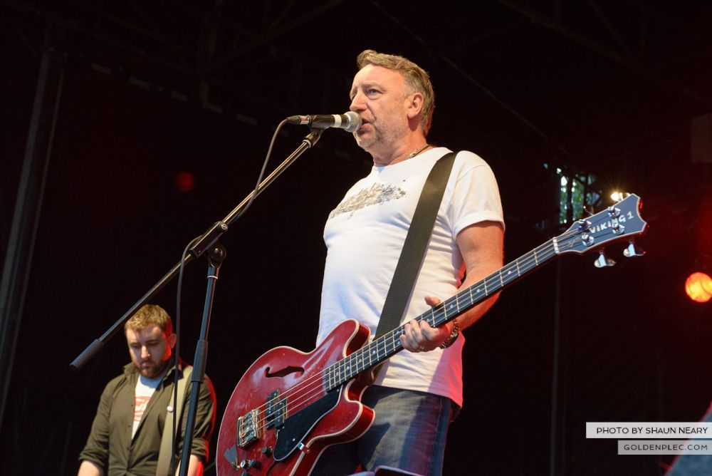 Peter Hook & The Light at Leopardstown Racecourse, Dublin on July 10th 2014 by Shaun Neary-06