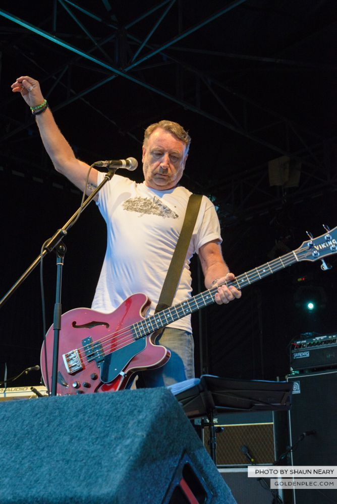 Peter Hook & The Light at Leopardstown Racecourse, Dublin on July 10th 2014 by Shaun Neary-15