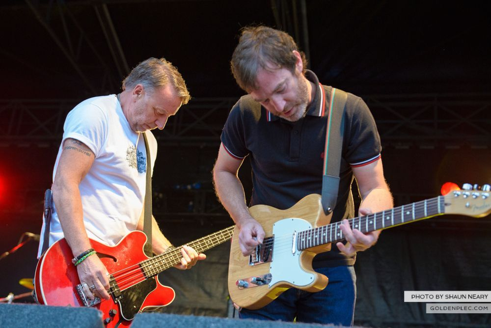 Peter Hook & The Light at Leopardstown Racecourse, Dublin on July 10th 2014 by Shaun Neary-20