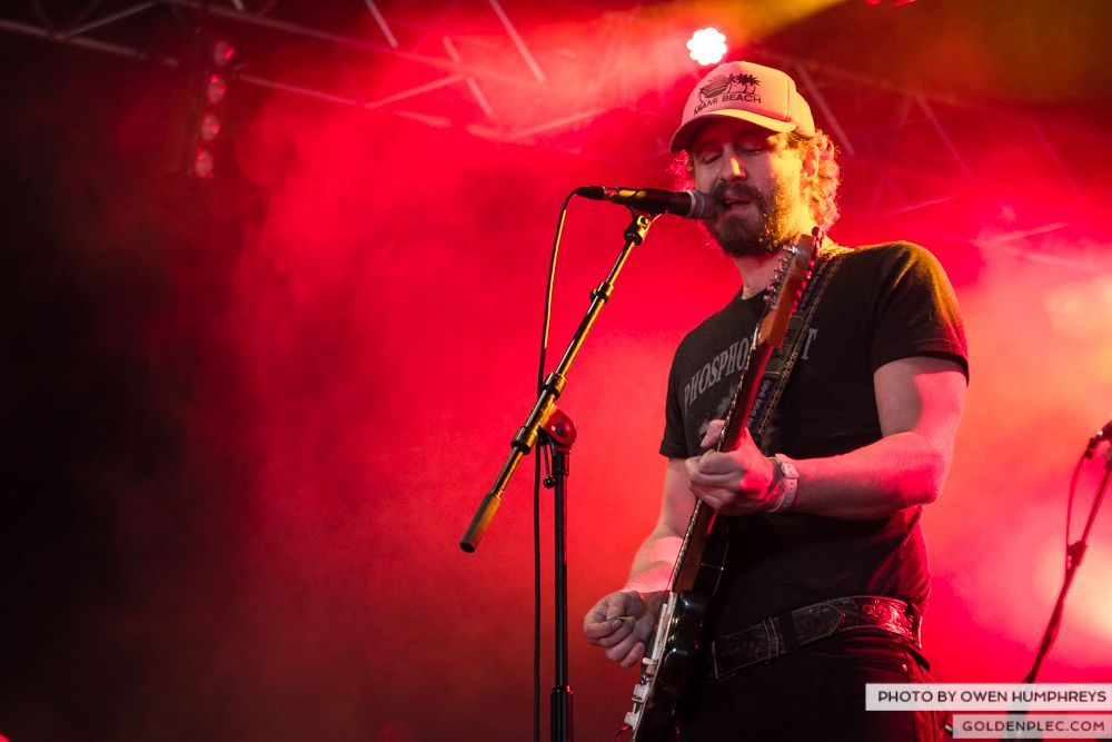 Phosphorescent at The Big Top – Galway Arts Festival (1 of 11)