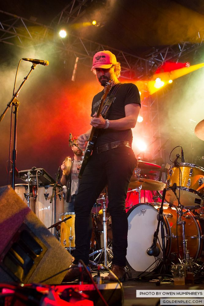 Phosphorescent at The Big Top – Galway Arts Festival (10 of 11)