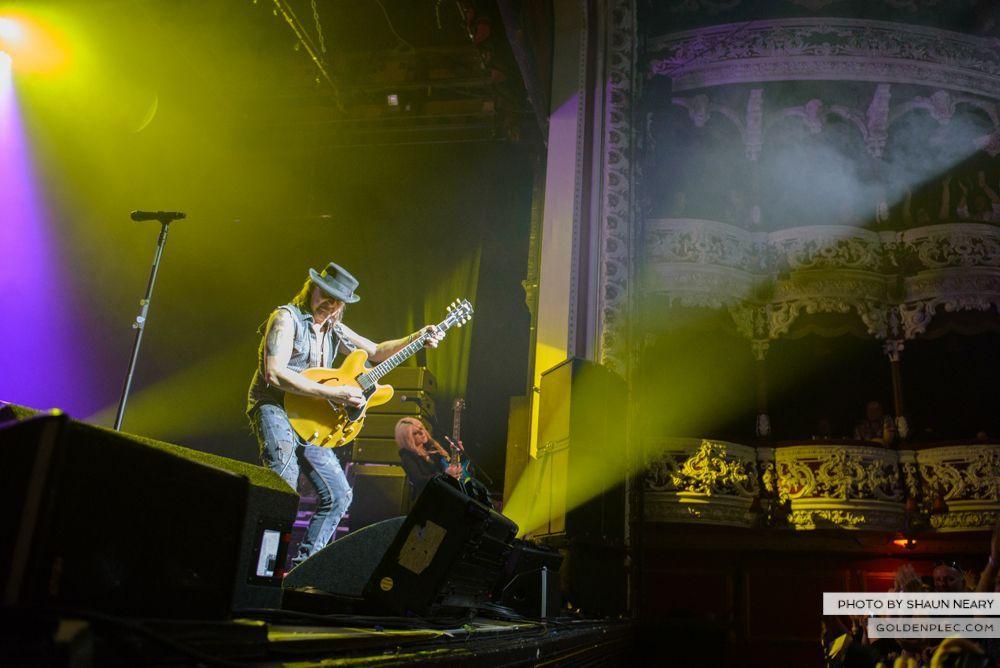 Richie Sambora at The Olympia Theatre, Dublin on June 30th 2014 by Shaun Neary-22