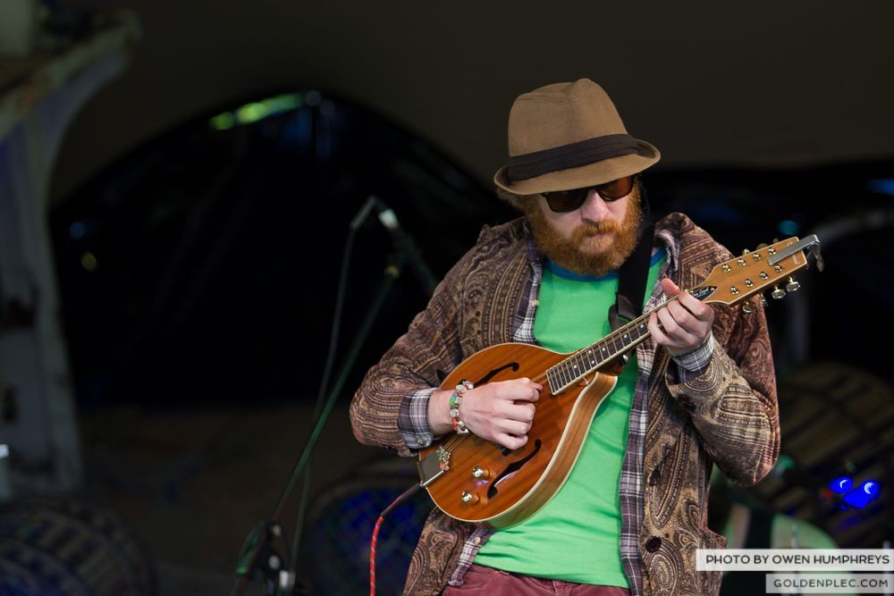 The Eskies at Groove Festival 2014 (1 of 5)