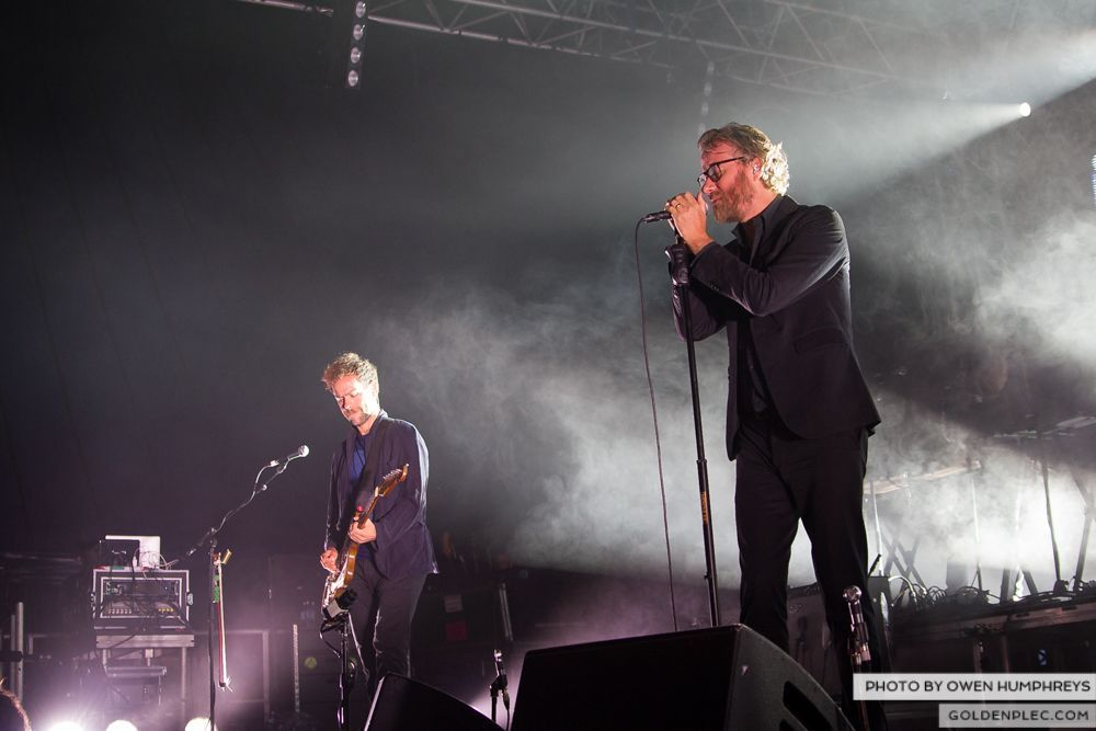 The National at The Big Top – Galway Arts Festival (19 of 21)
