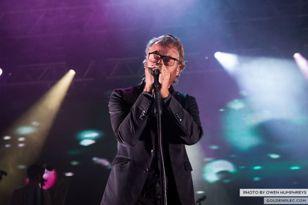 The National at The Big Top – Galway Arts Festival (3 of 21)
