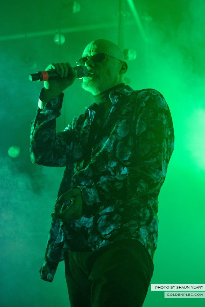 The Sisters of Mercy at Vicar Street, Dublin on July 9th 2014 by Shaun Neary-11