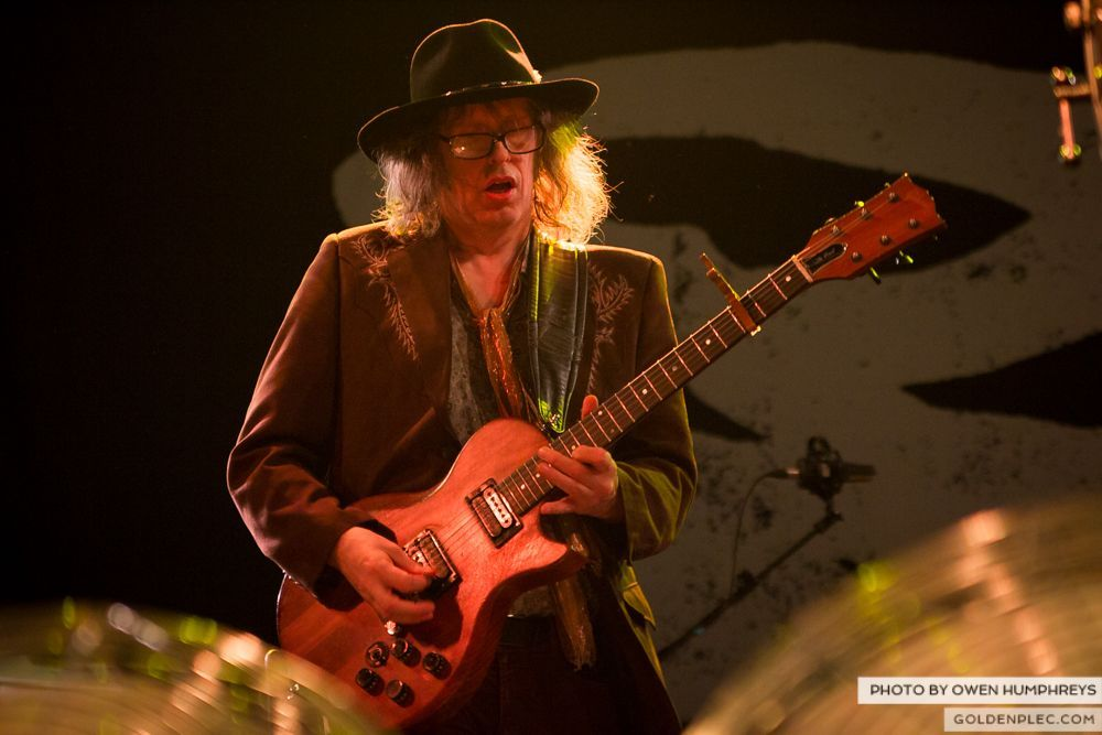 The Waterboys at The Big Top – Galway Arts Festival by Owen Humphreys (17 of 22)