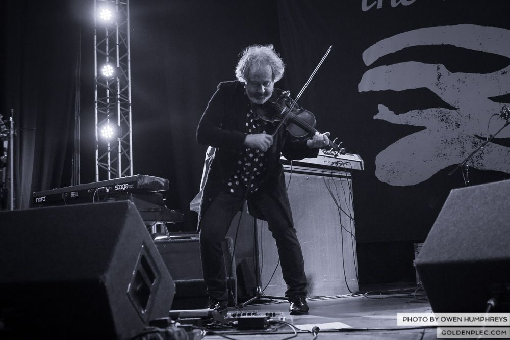 The Waterboys at The Big Top – Galway Arts Festival by Owen Humphreys (20 of 22)