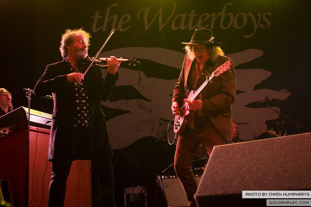 The Waterboys at The Big Top – Galway Arts Festival by Owen Humphreys (22 of 22)