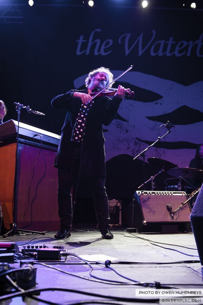 The Waterboys at The Big Top – Galway Arts Festival by Owen Humphreys (6 of 22)