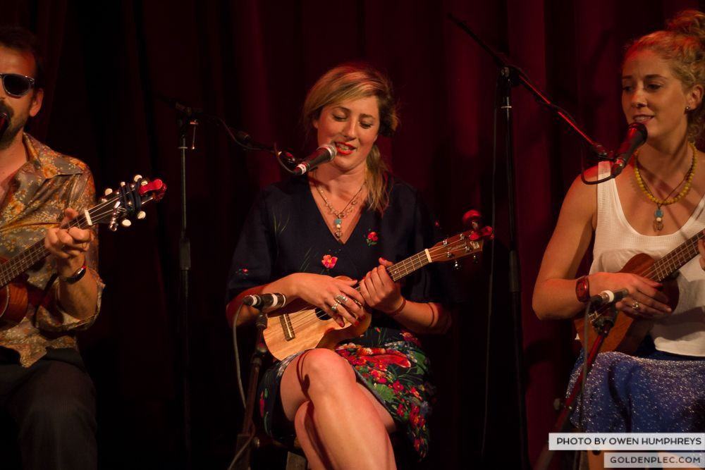 West Cork Ukulele Orchestra at the Roisin Dubh – Galway Arts Festival by Owen Humphreys (4 of 15)