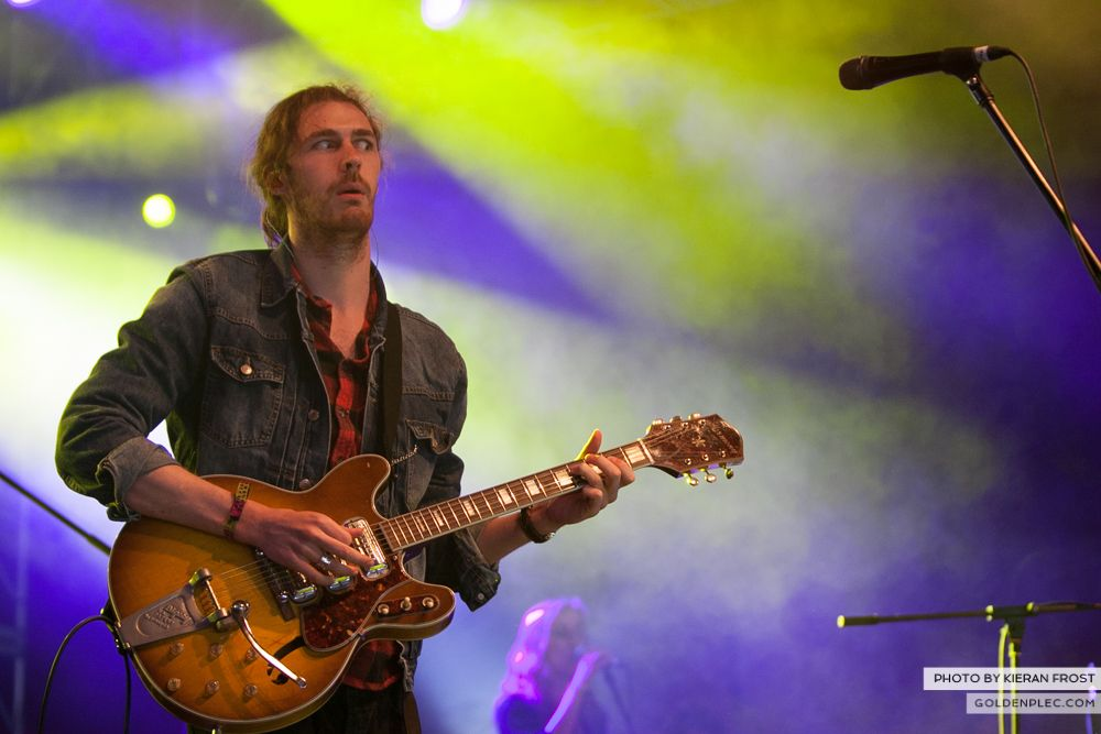 Hozier at Indiependence Festival by Kieran Frost