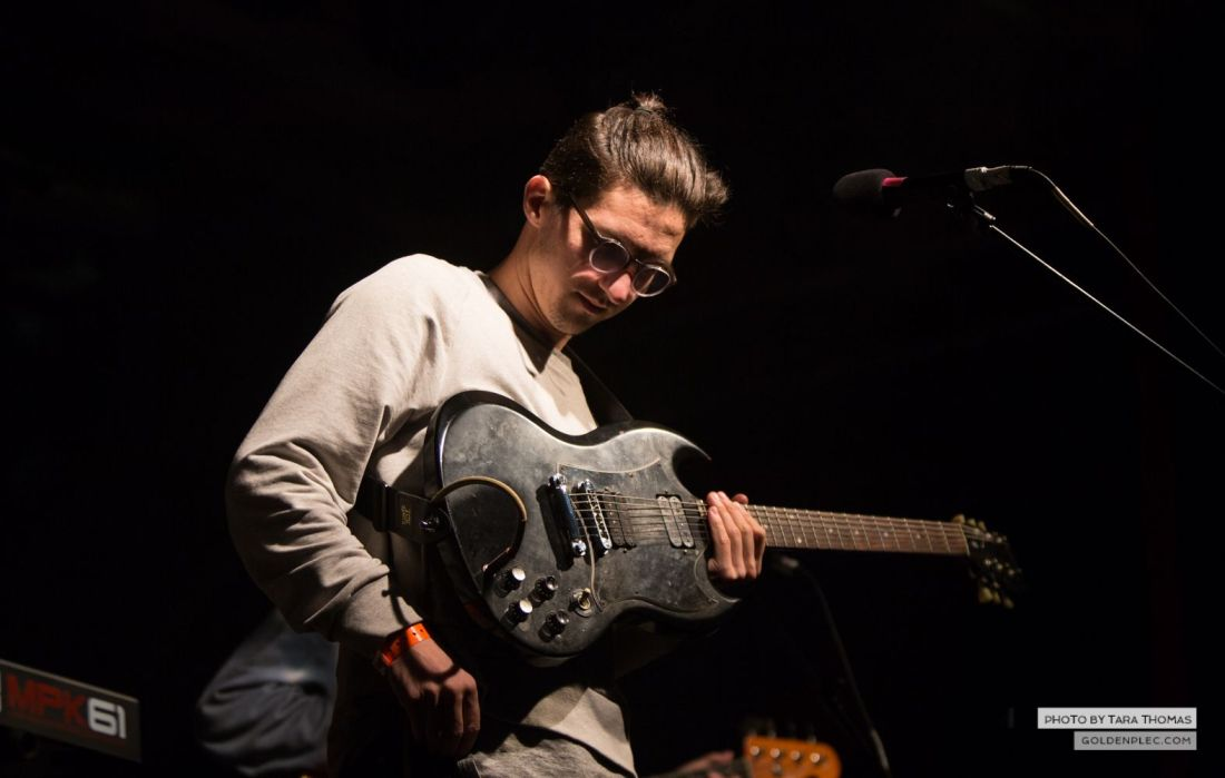 Dan Croll at Castlepalooza by Tara Thomas