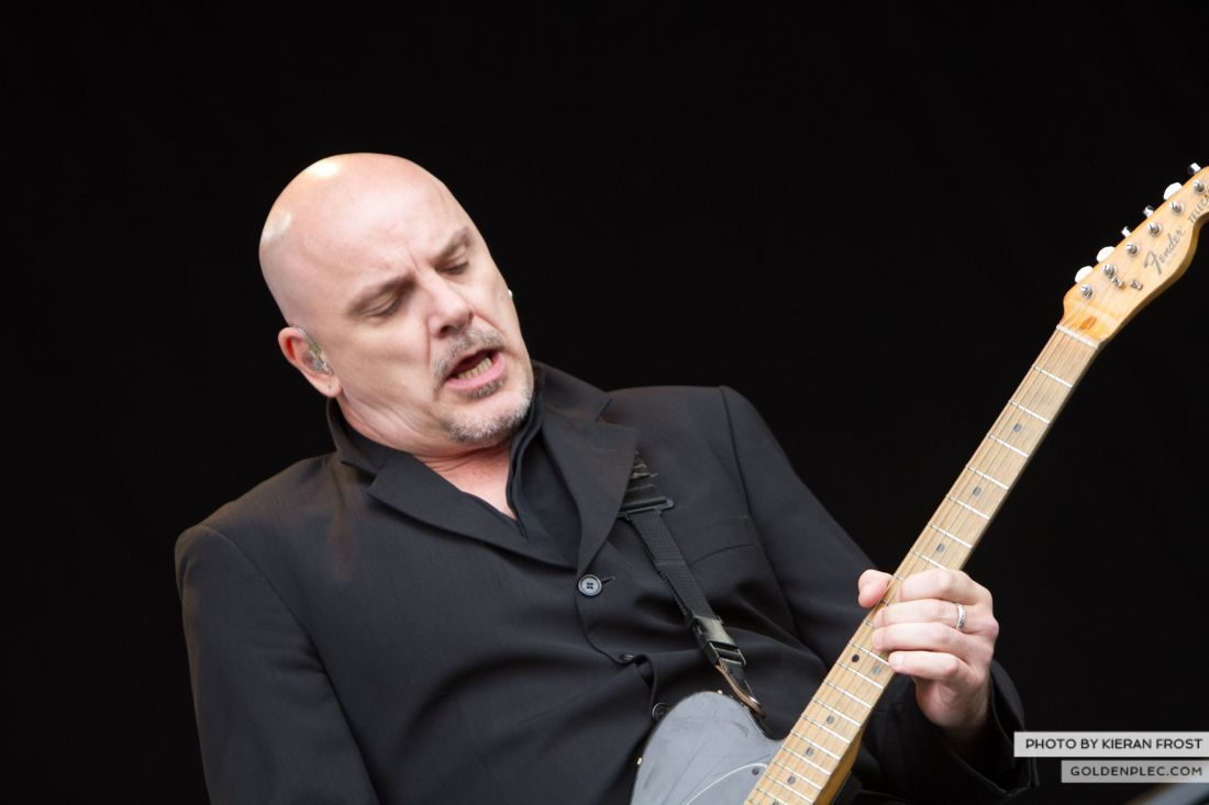 The Stranglers at Electric Picnic by Kieran Frost