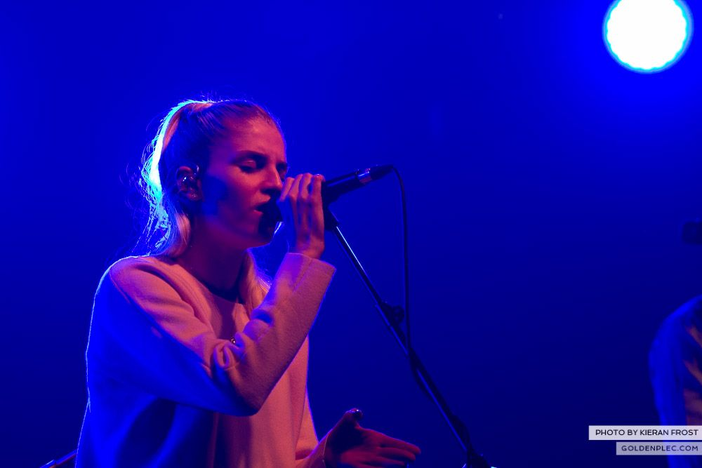 London Grammar at Electric Picnic by Kieran Frost