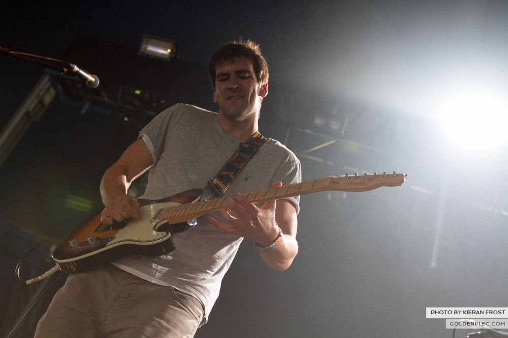 The Coronas at Indiependence 2014 by Kieran Frost
