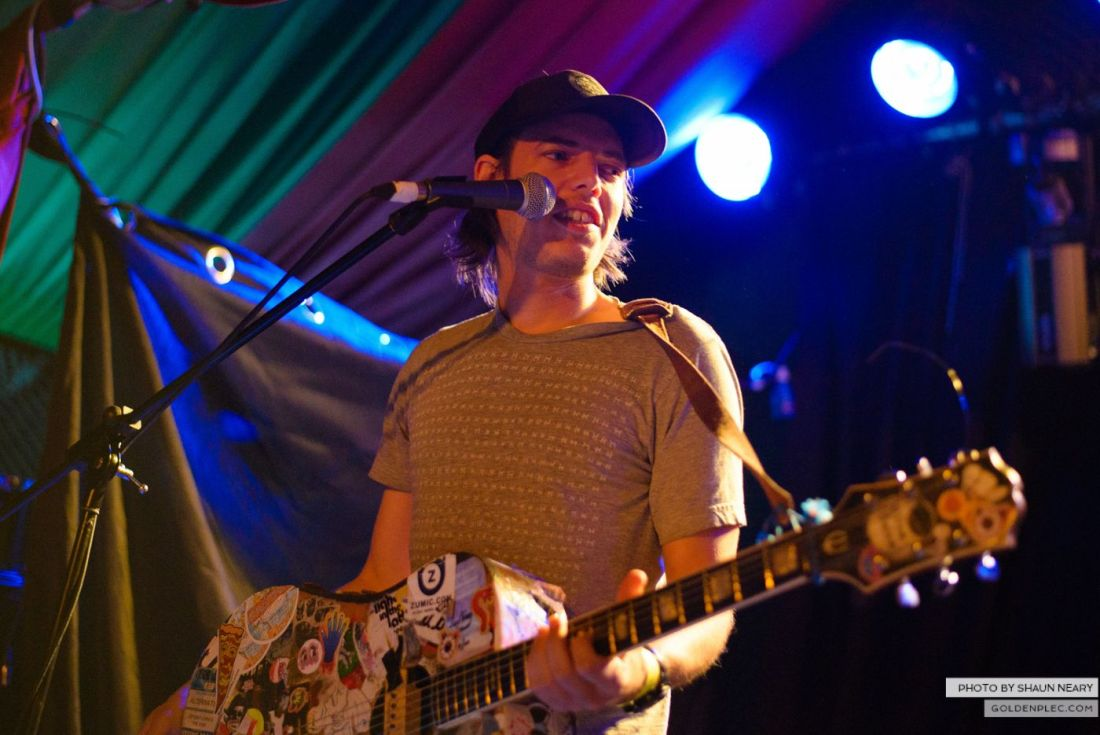 Jeffrey Lewis and The Jrams – The Grand Social, Dublin on August 25th 2014 by Shaun Neary-01
