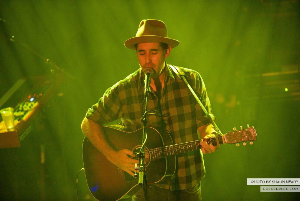 Joshua Radin at The Academy, Dublin on August 6th 2014 by Shaun Neary-06