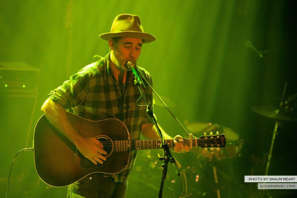 Joshua Radin at The Academy, Dublin on August 6th 2014 by Shaun Neary-10