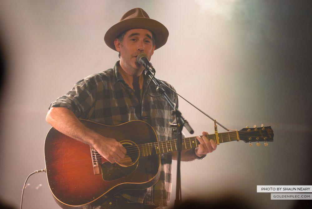 Joshua Radin at The Academy, Dublin on August 6th 2014 by Shaun Neary-14