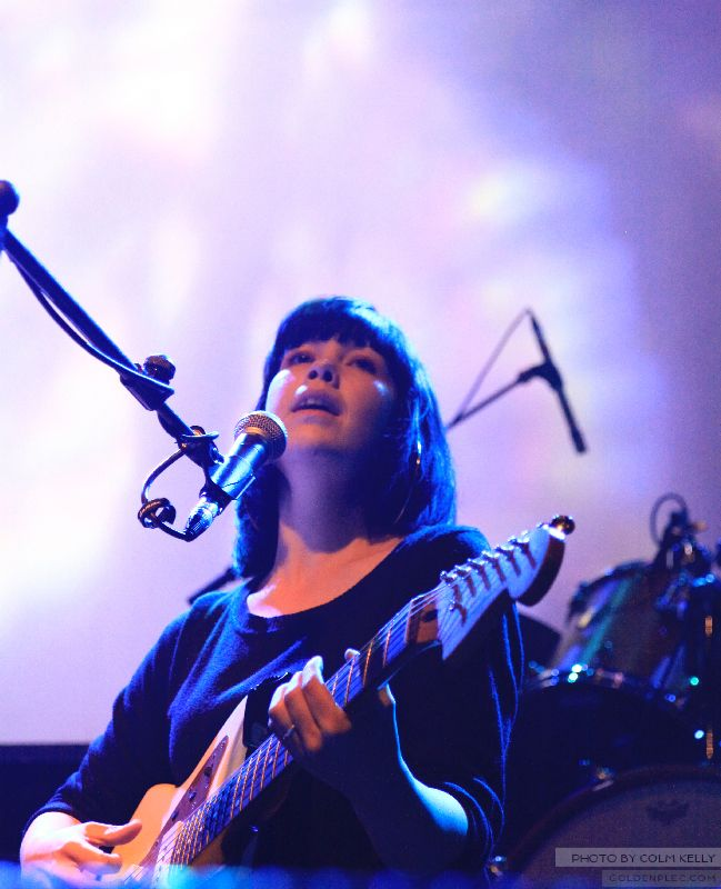 Katie Kim at The Button Factory by Colm Kelly