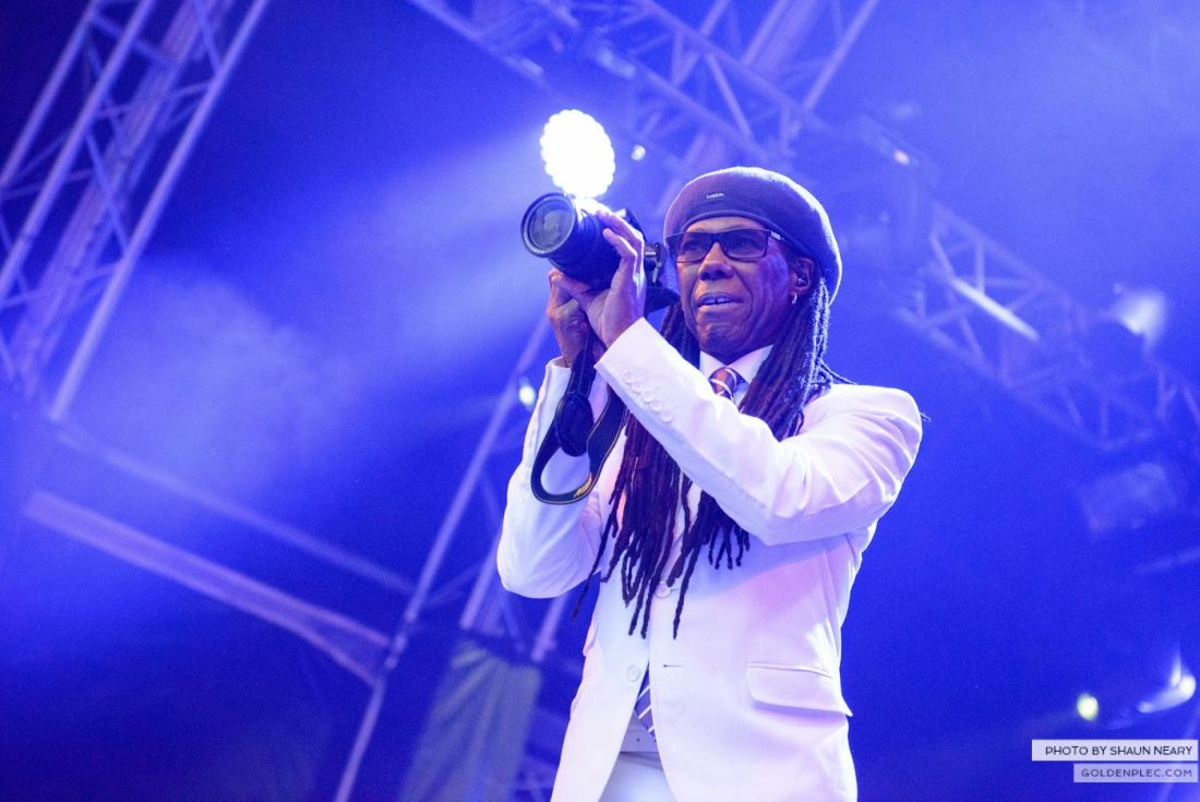 Nile Rodgers & Chic – Belsonic, Belfast on August 19th 2014 by Shaun Neary-04