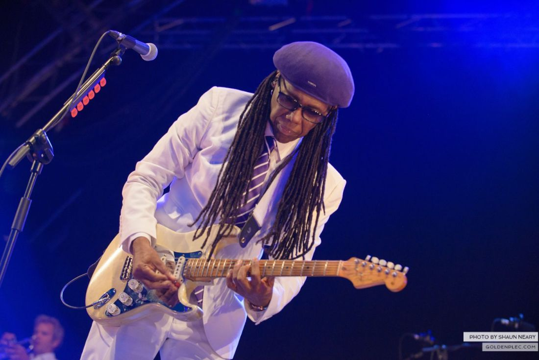 Nile Rodgers & Chic – Belsonic, Belfast on August 19th 2014 by Shaun Neary-19