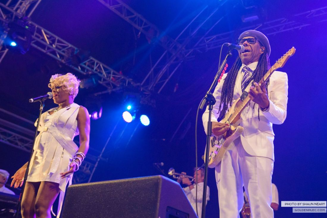 Nile Rodgers & Chic – Belsonic, Belfast on August 19th 2014 by Shaun Neary-24