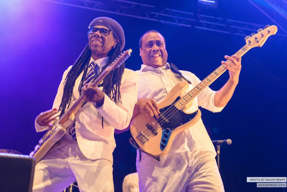 Nile Rodgers & Chic – Belsonic, Belfast on August 19th 2014 by Shaun Neary-25