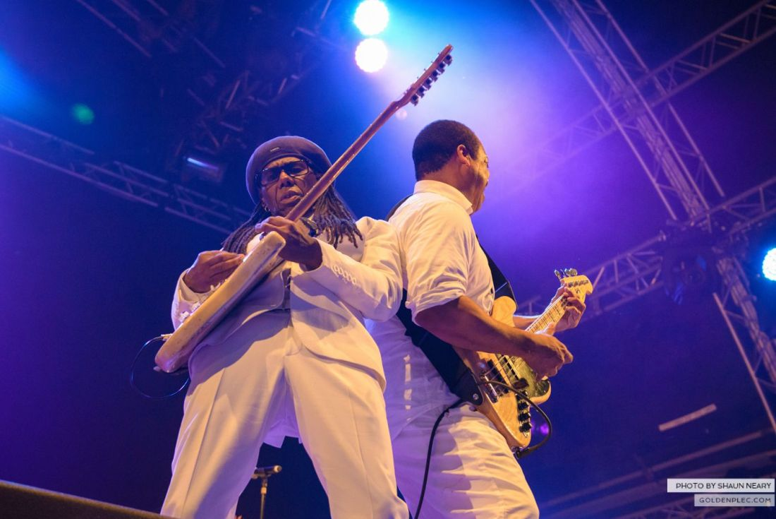Nile Rodgers & Chic – Belsonic, Belfast on August 19th 2014 by Shaun Neary-27