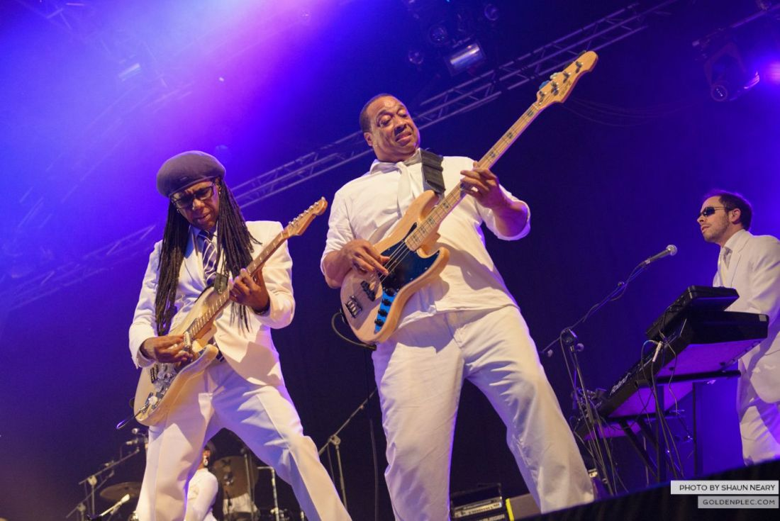 Nile Rodgers & Chic – Belsonic, Belfast on August 19th 2014 by Shaun Neary-30