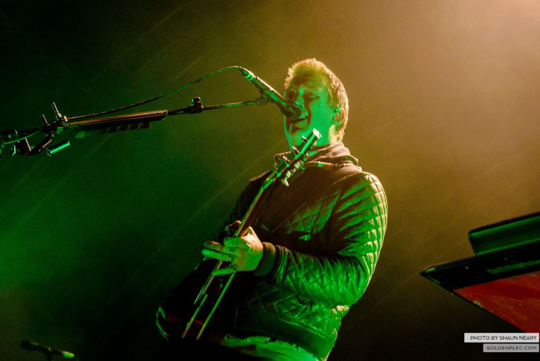 Queens Of The Stone Age – Belsonic, Belfast on August 20th 2014 by Shaun Neary-21