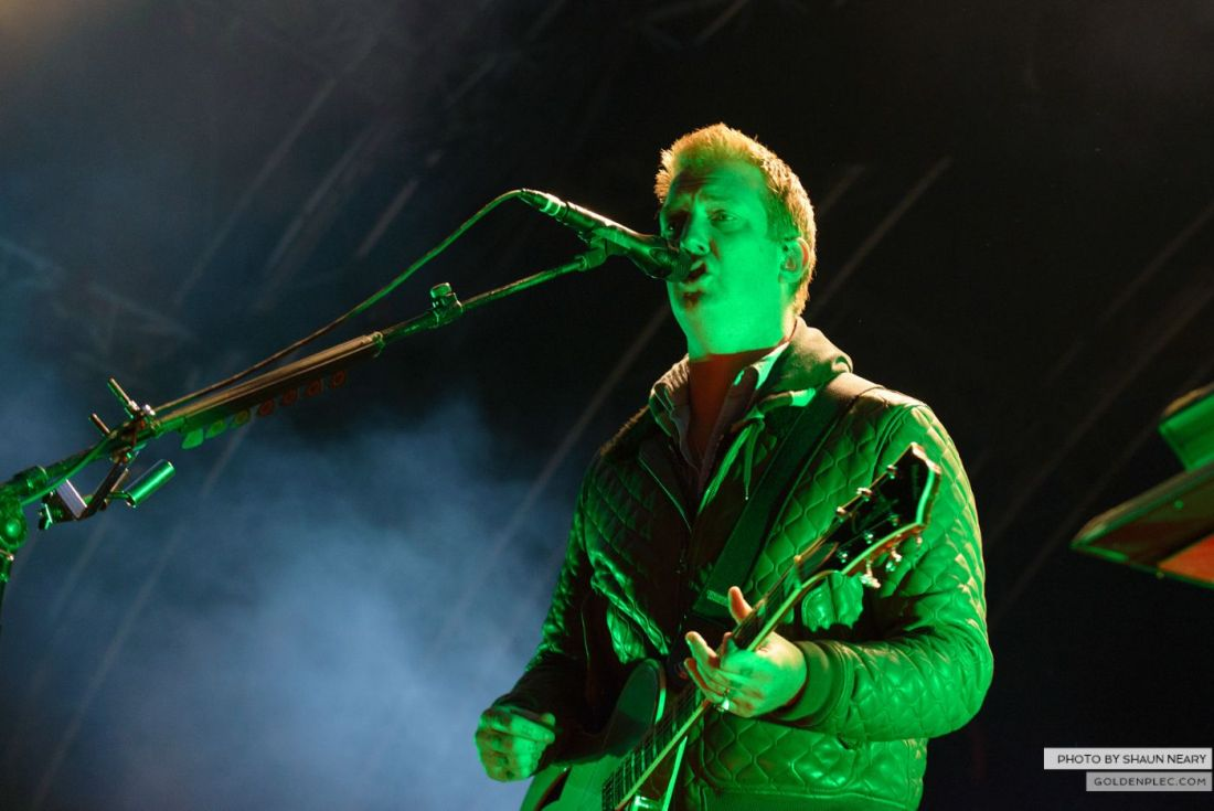 Queens Of The Stone Age – Belsonic, Belfast on August 20th 2014 by Shaun Neary-23