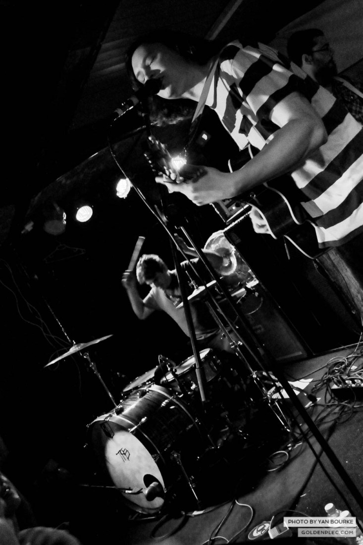 The Front Bottoms in Fibbers on 19 August 2014 by Yan Bourke-1