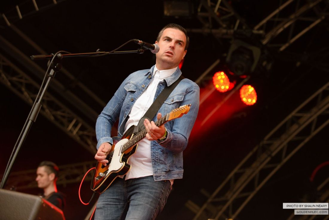 The Minutes – Belsonic, Belfast on August 20th 2014 by Shaun Neary-1