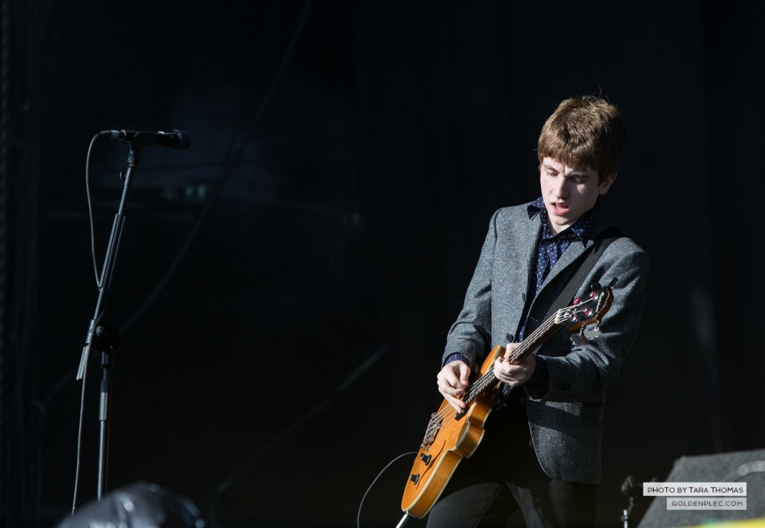 The Strypes at Electric Picnic by Tara Thomas