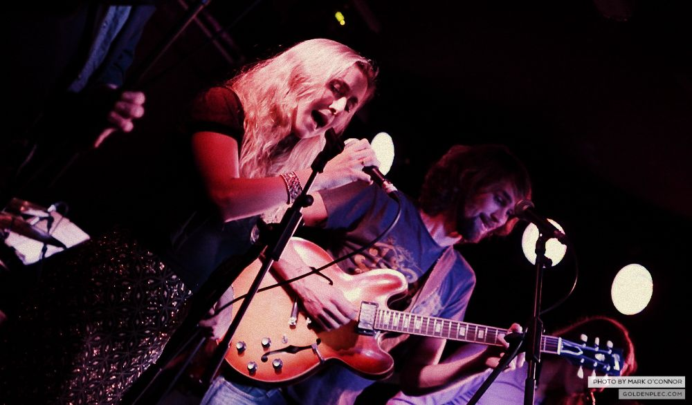 Zaska at The Workmans by Mark O' Connor