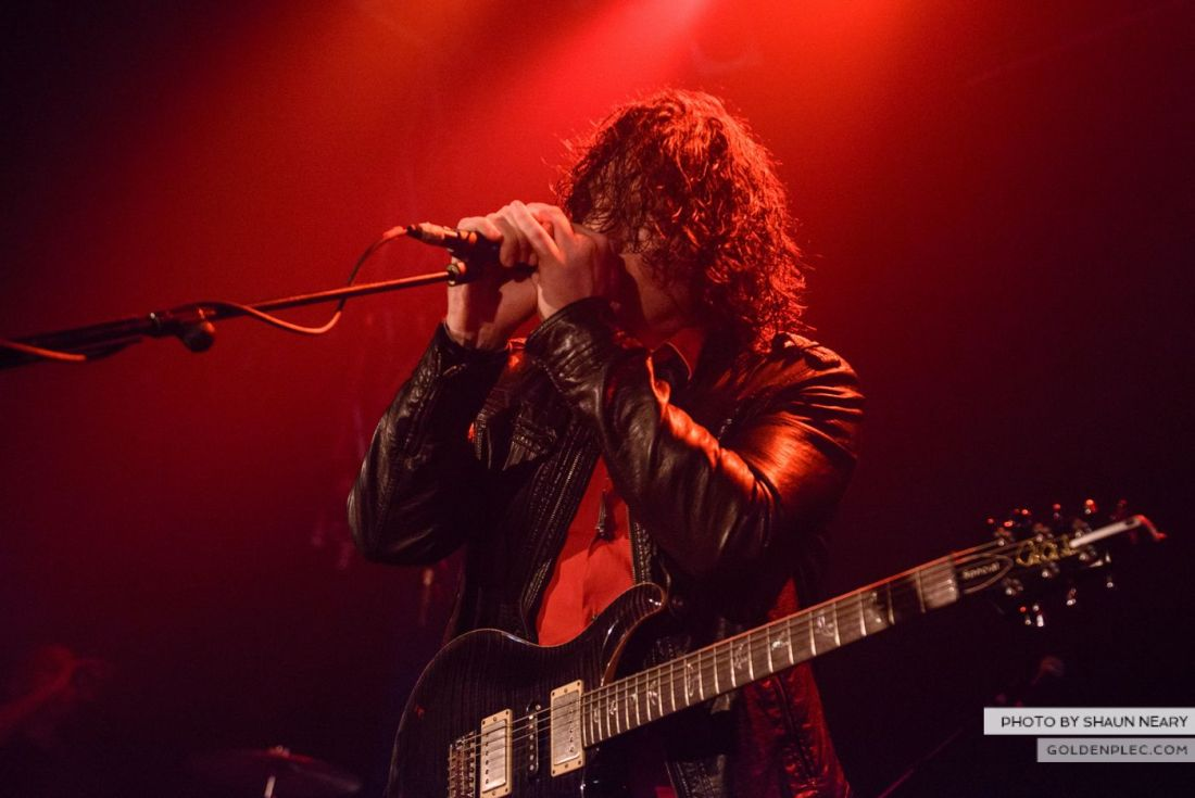 Anathema – The Button Factory, Dublin on September 19th 2014 by Shaun Neary-03