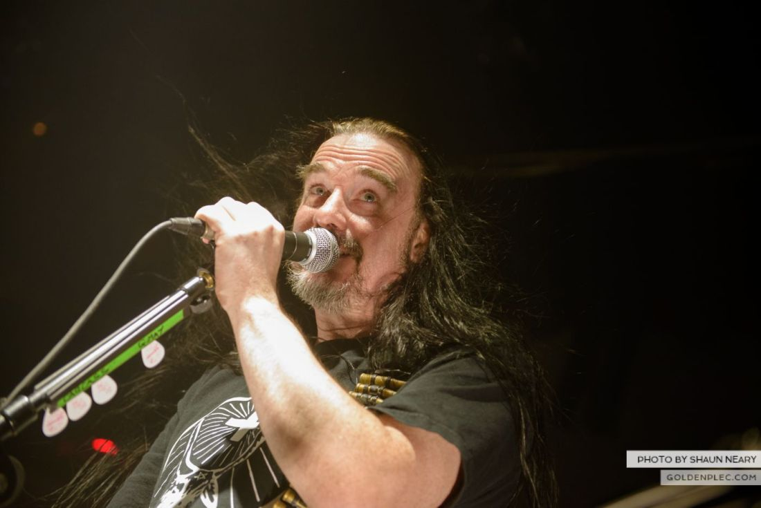 Carcass – The Academy, Dublin on September 20th 2014 by Shaun Neary-22