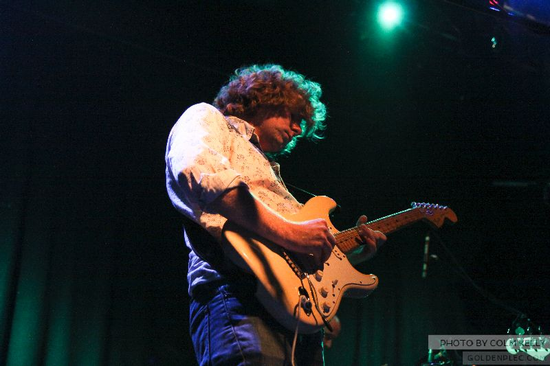 Cian Nugent & The Cosmos at The Button Factory by Colm Kelly