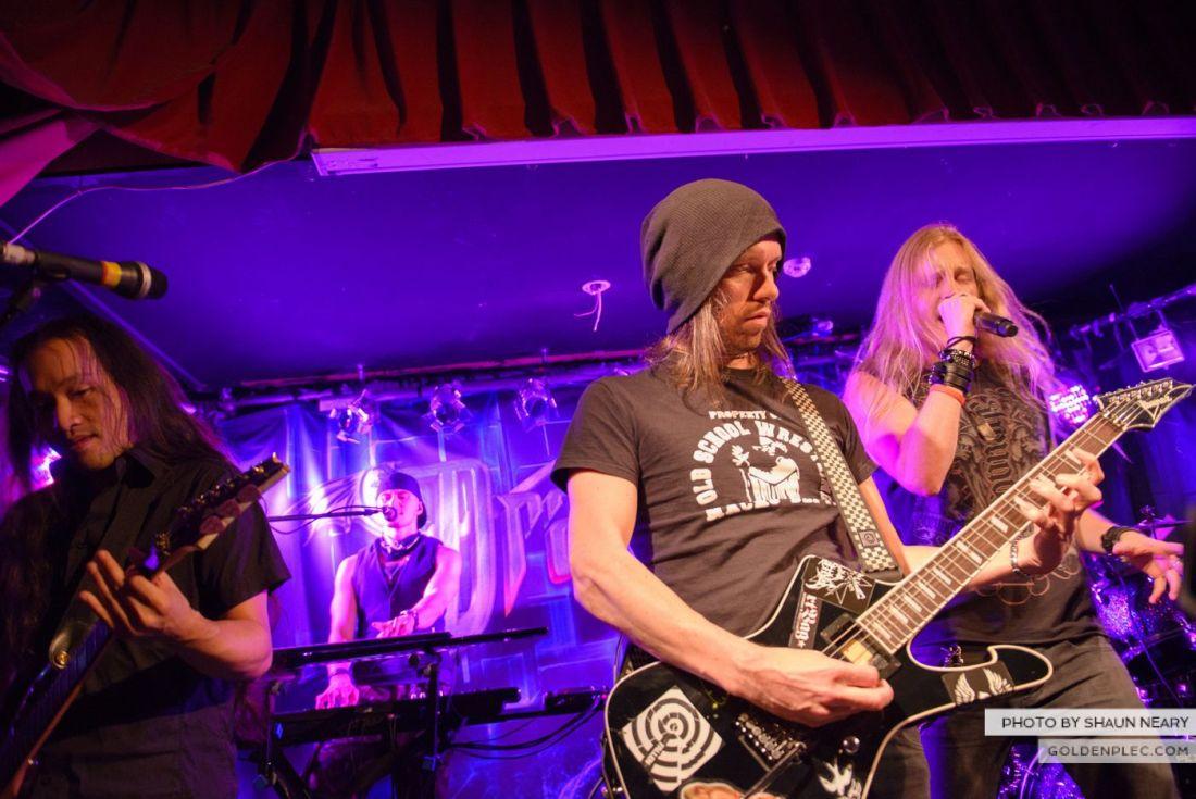 Dragonforce – Whelan's, Dublin on September 21st 2014 by Shaun Neary-06