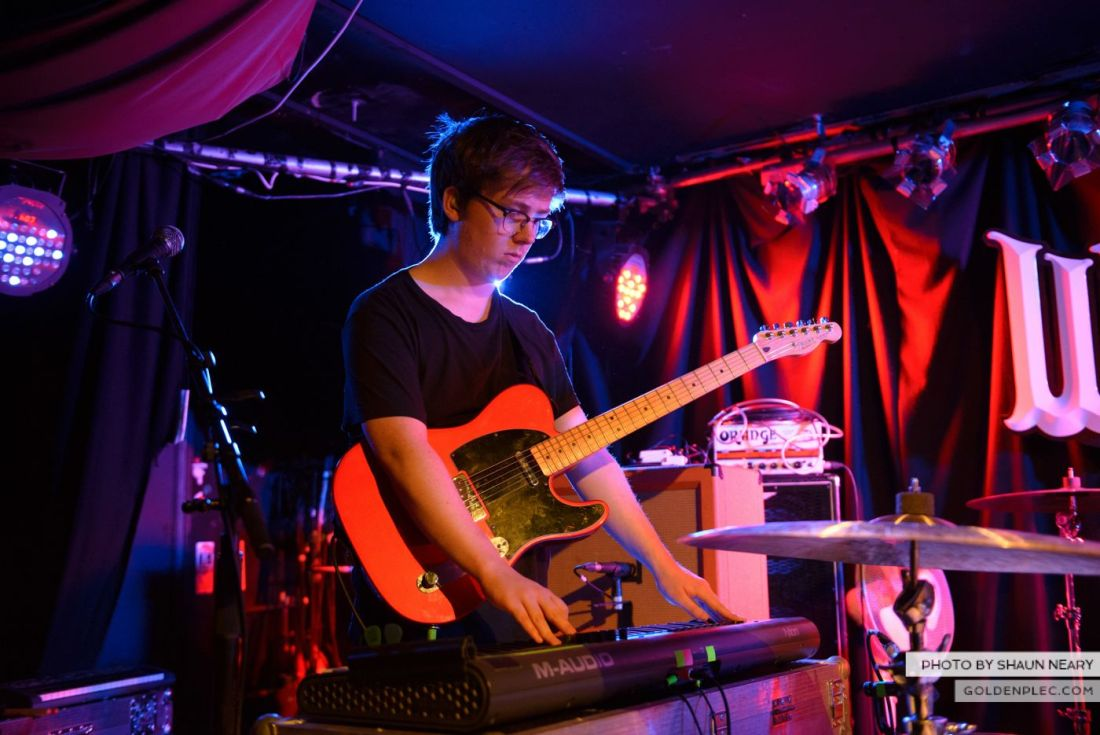 Fatherson – Whelans, Dublin on September 14th 2014 by Shaun Neary-4