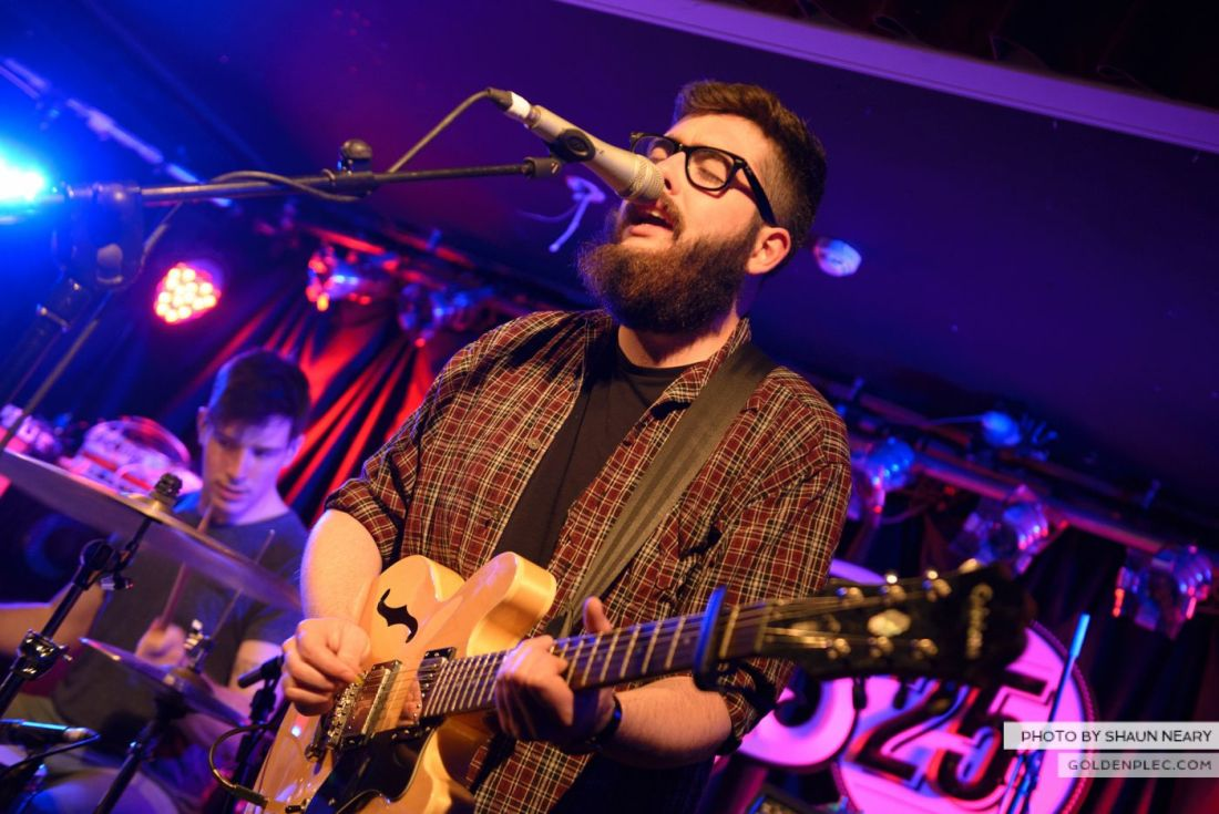 Fatherson – Whelans, Dublin on September 14th 2014 by Shaun Neary-6