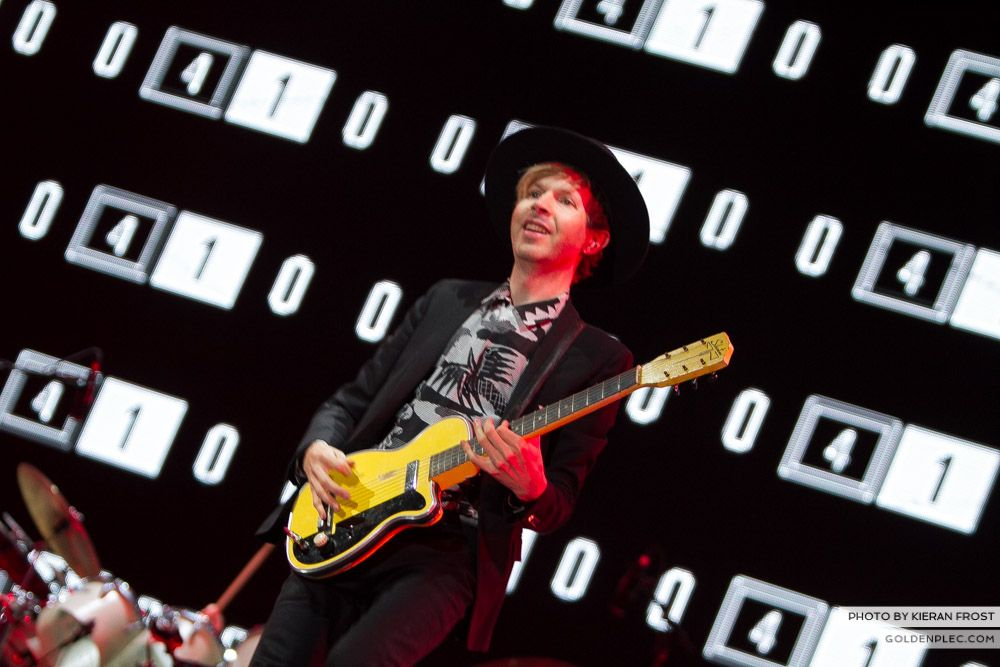 Beck at Electric Picnic by Kieran Frost