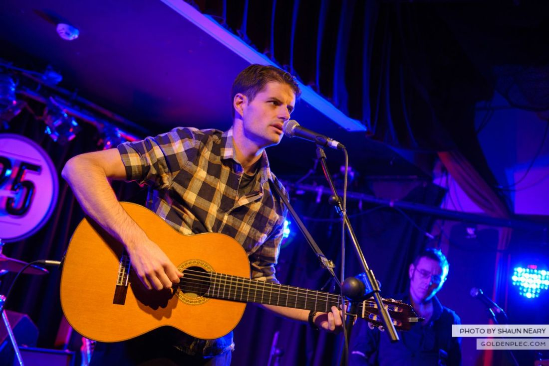 Kevin Herm Connolly – Whelan's, Dublin on September 24th 2014 by Shaun Neary-3