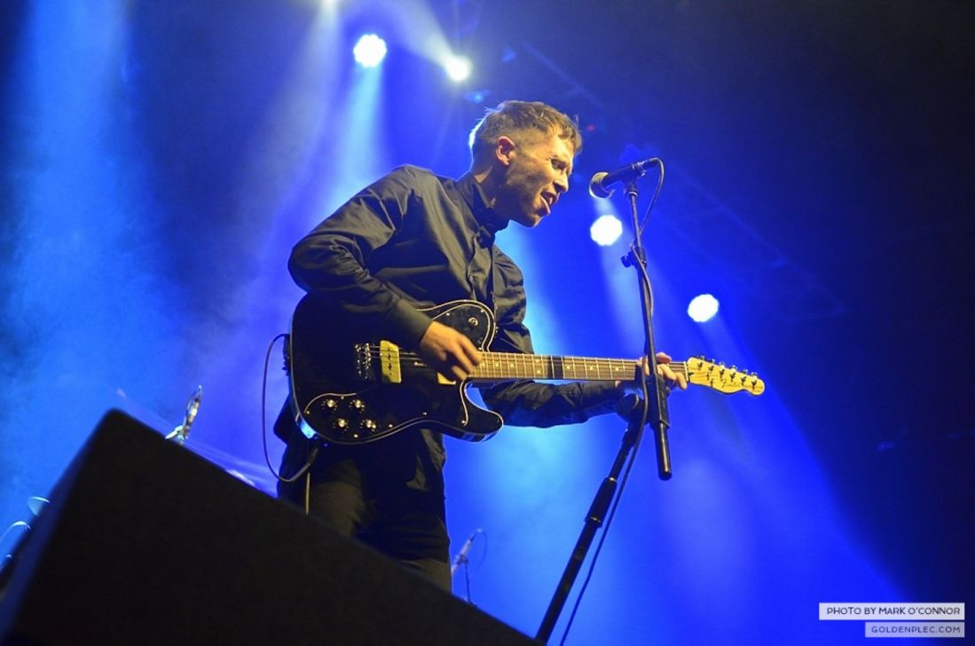 Raglans at The Olympia Theatre by Mark O' Connor