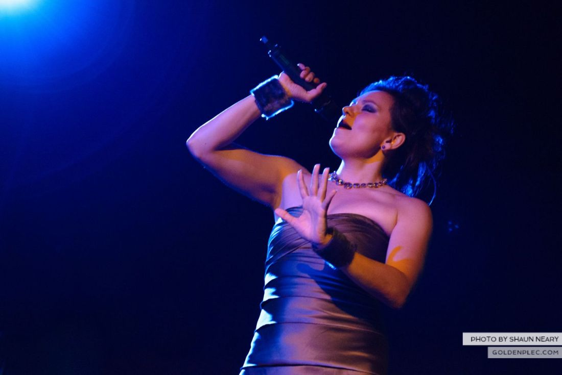 Tanya Tagaq – Meeting House Square, Dublin on September 7th 2014 by Shaun Neary-11