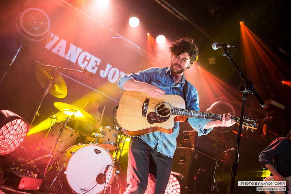 Vance Joy at Academy by Aaron Corr